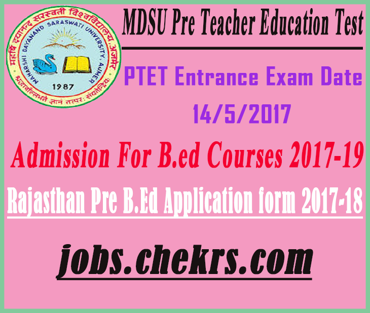 Rajasthan-Pre-B.Ed-Application-form Online B Ed Form Rajasthan on pennsylvania state tax, income tax,