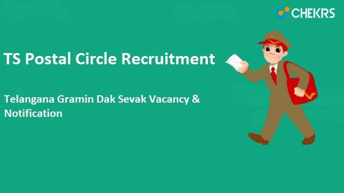 TS Postal Circle Recruitment 2021