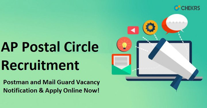 AP Postal Circle Recruitment 2021