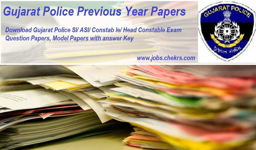 Gujarat Police Syllabus