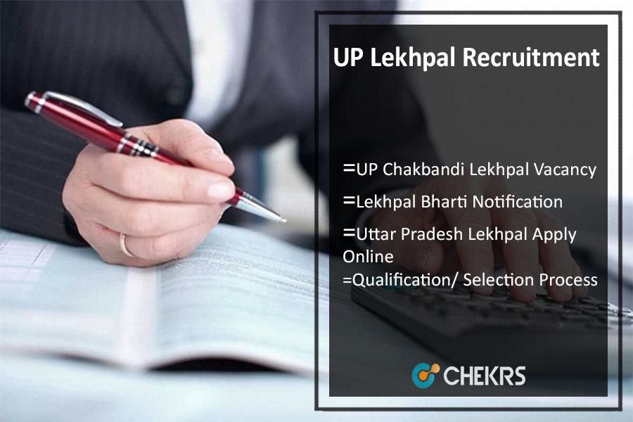 UP Lekhpal Recruitment Notification- 14000 Latest Vacancy Apply Online