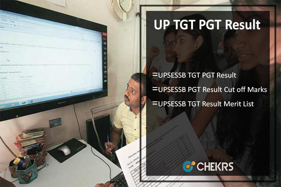UP TGT PGT Result