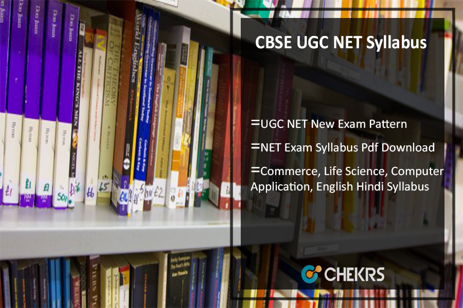 CBSE UGC NET Syllabus Pdf- 5th Nov Exam Pattern, New Update Available