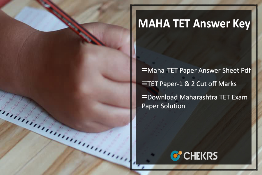 MAHA TET Answer Key 2021