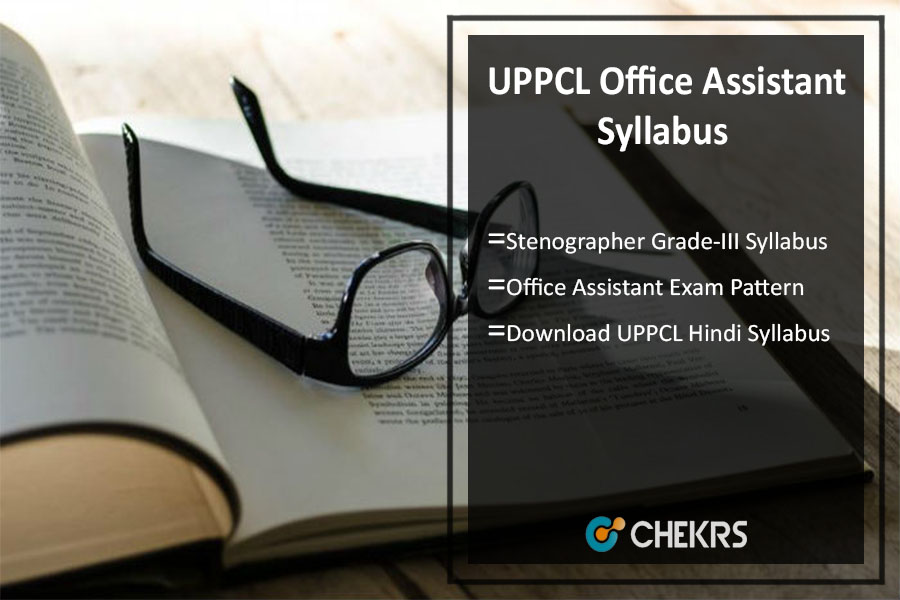 UPPCL Office Assistant Syllabus 2020 Pdf