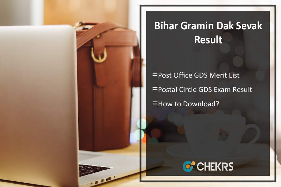 Bihar Gramin Dak Sevak Result- Post Office GDS Merit List
