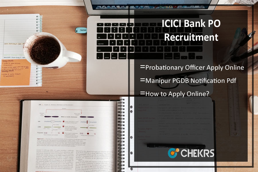 ICICI Bank PO Recruitment- Probationary Officer Apply Online