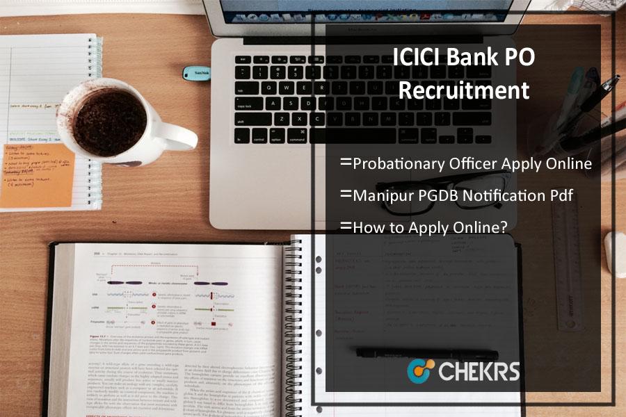ICICI Bank PO Recruitment 2022