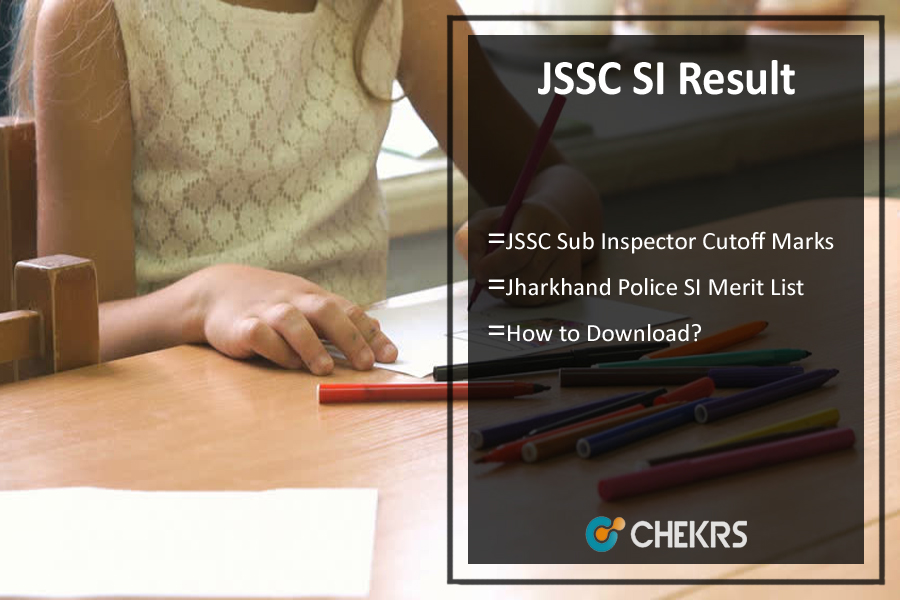 Jharkhand JSSC Sub Inspector (SI) Result- Cut Off Marks (Expected)