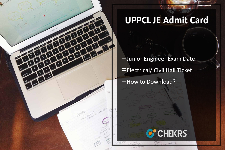 UPPCL JE Admit Card- UP Junior Engineer Exam Date, uppcl.org