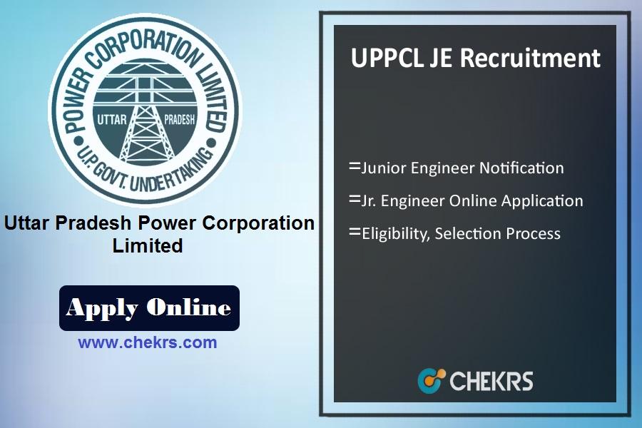 UPPCL JE Recruitment