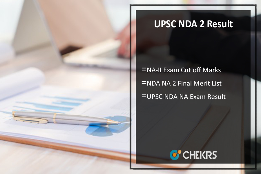 UPSC NDA 2 Result- NA-II Cut off Marks, Merit List @upsc.gov.in