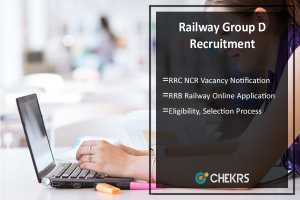 Railway Group D Recruitment 2021