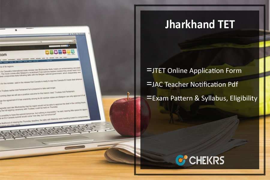 Jharkhand TET: Application Form, JAC Eligibility, Syllabus & Pattern