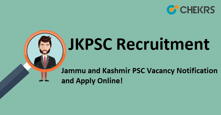 JKPSC Lecturer Recruitment