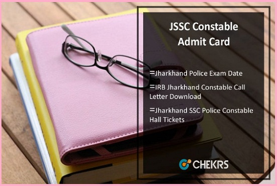 JSSC Constable Admit Card 2021