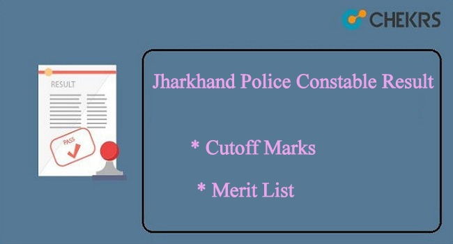 Jharkhand Police Constable Result
