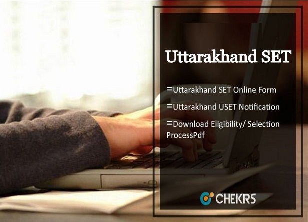 Uttarkhand SET Notification 2020