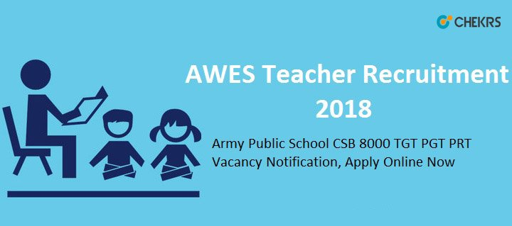 AWES Teacher Recruitment 2021