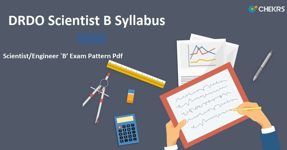 DRDO Scientist B Syllabus 2021