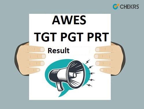 AWES Teacher Result 2021