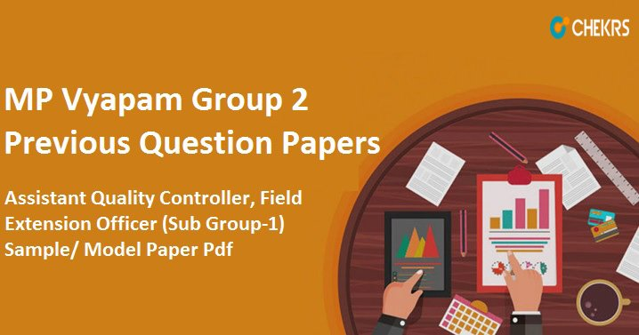 MP Vyapam Group 2 Old Question Papers