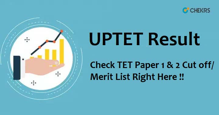 UPTET Exam Result