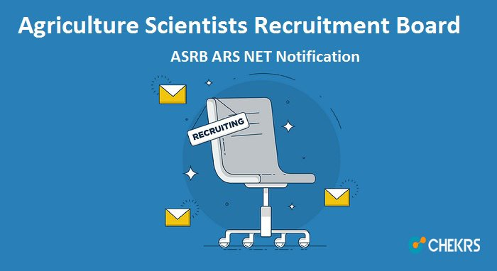 ASRB ARS NET Notification