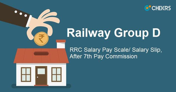 Railway Group D Salary 2021
