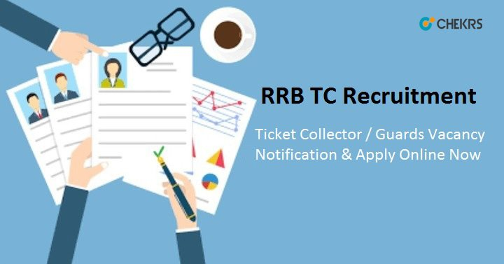 RRB TC Recruitment 2021