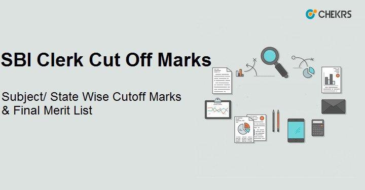 SBI Clerk Cut Off Prelims