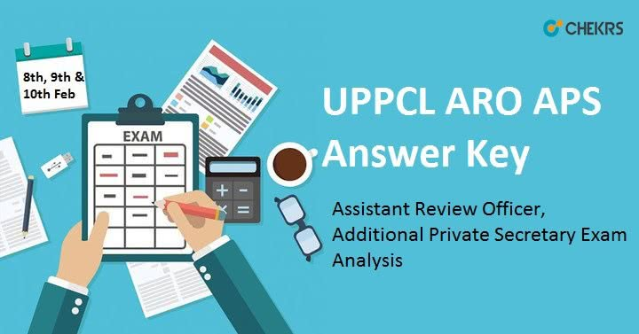 UPPCL Assistant Review Officer Answer Key
