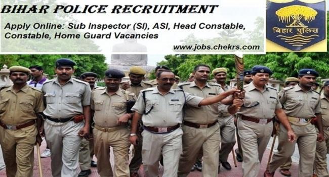 Bihar Police Vacancy 2021