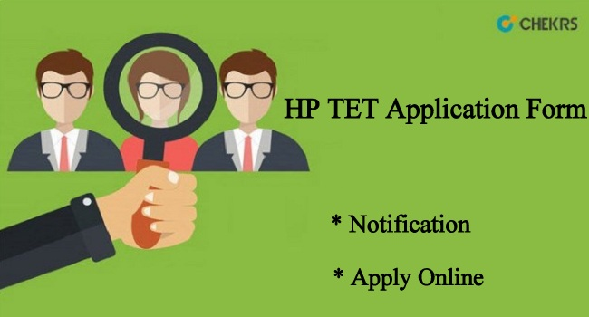 HP TET Application Form
