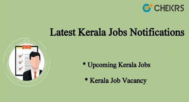 Latest Kerala Jobs Notifications