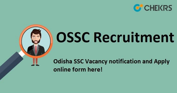OSSC Recruitment