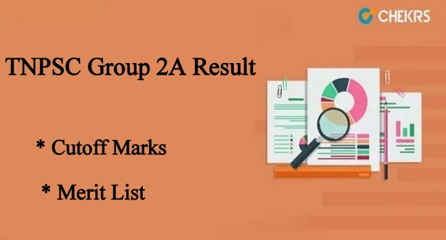 TNPSC Group 2A Result
