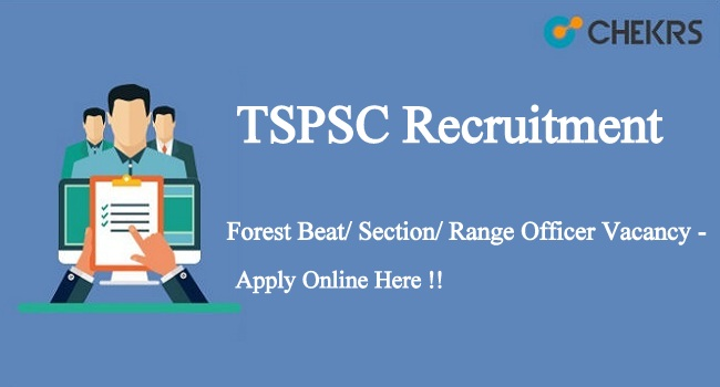 TSPSC Recruitment Notification