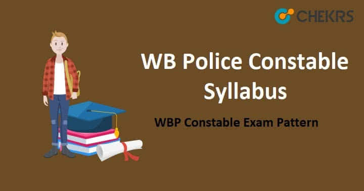 WB Police Constable Syllabus 2021