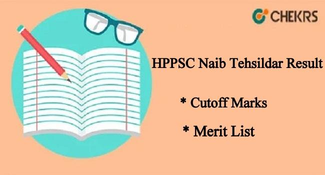 HPPSC Naib Tehsildar Result