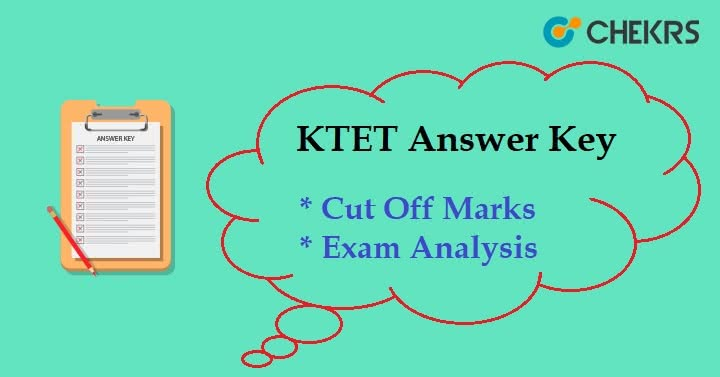 Kerala TET Exam answer Key