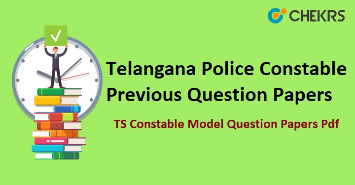 Telangana Police Constable Previous Question Papers