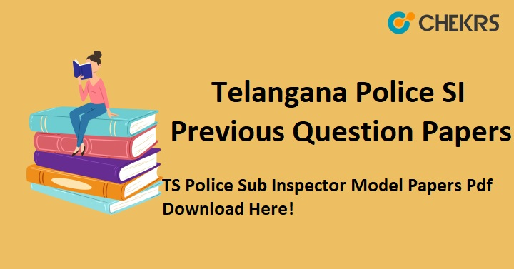 Telangana Police SI Previous Question Papers