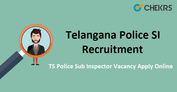 Telangana Police SI Recruitment 2021