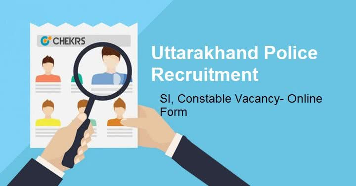 Uttarakhand Police Recruitment