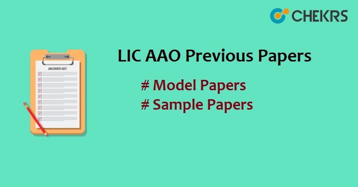 Lic Aao Exam Question Papers Pdf