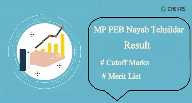 MP PEB Nayab Tehsildar Result