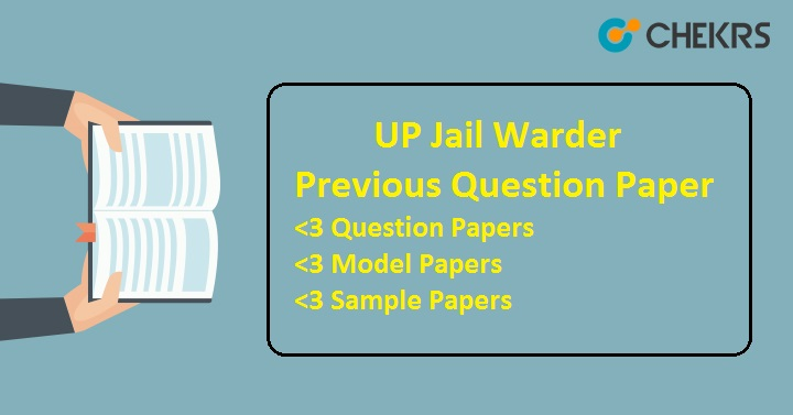 UP Jail Warder Previous Papers