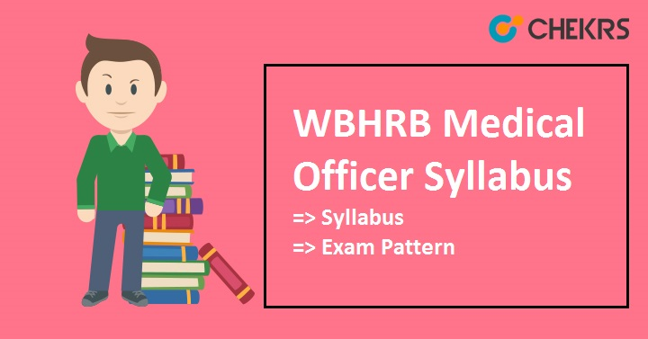 WBHRB Medical Officer Syllabus 2020