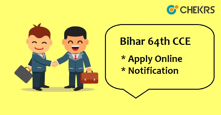 BPSC Civil Service Exam 2018 - Bihar 64th Combined 1465